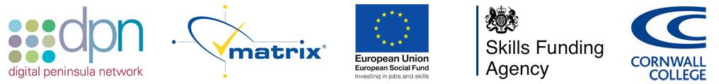 DPN, Matrix, ESF, SFA and CC logos